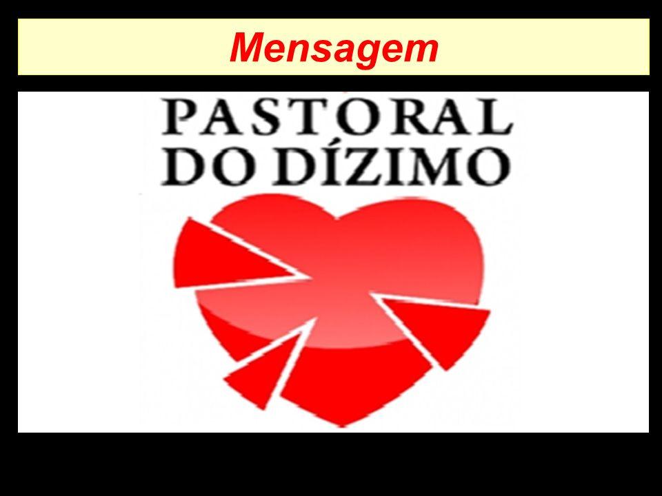 Mensagem  O amor de Deus foi derramado em nós pelo Espírito