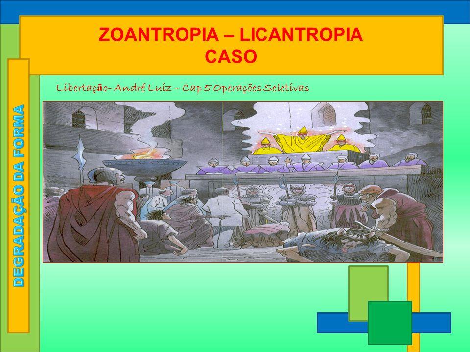 Resultado de imagem para licantropia - andre luiz