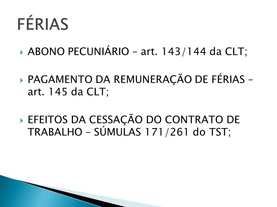 renato saraiva  perÍodo aquisitivo art 130 130 a clt
