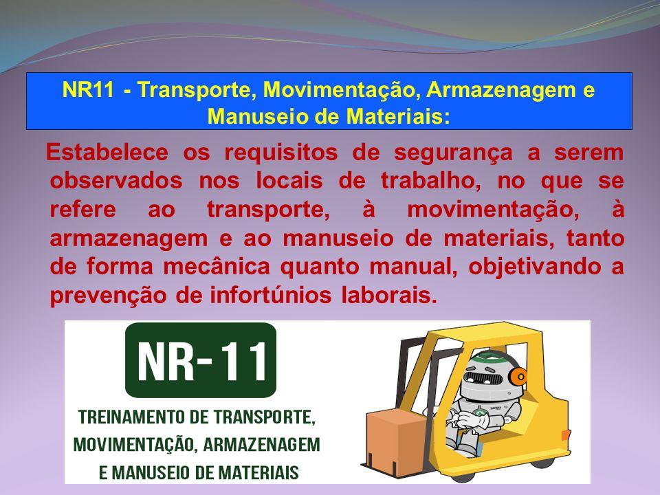 Estabelece os requisitos de segurança a serem observados nos locais de  trabalho, no que se ff2e47bc3e