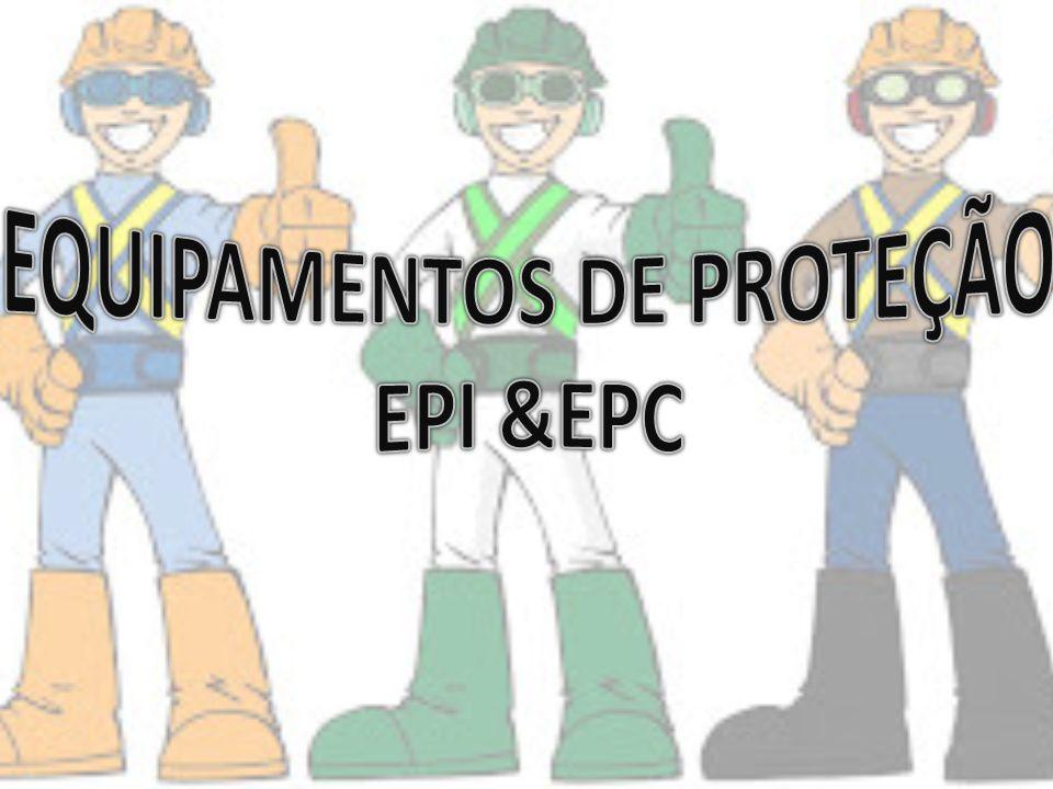 ... proteção ao trabalhador exposto diretamente a riscos não controlados  são chamados de EPI s. Equipamentos de uso estritamente pessoal que não  reduzem o ... 256b9da0cf
