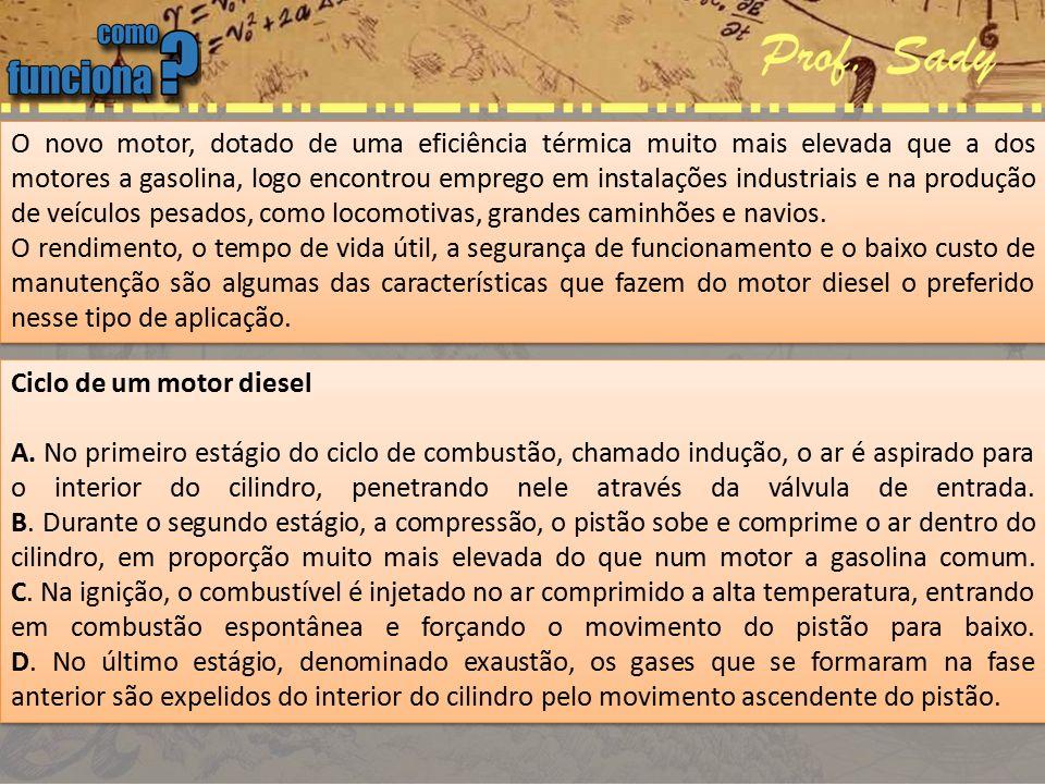 72059cac8e4 Ciências da Natureza e suas Tecnologias – Física MOTOR DIESEL. - ppt ...
