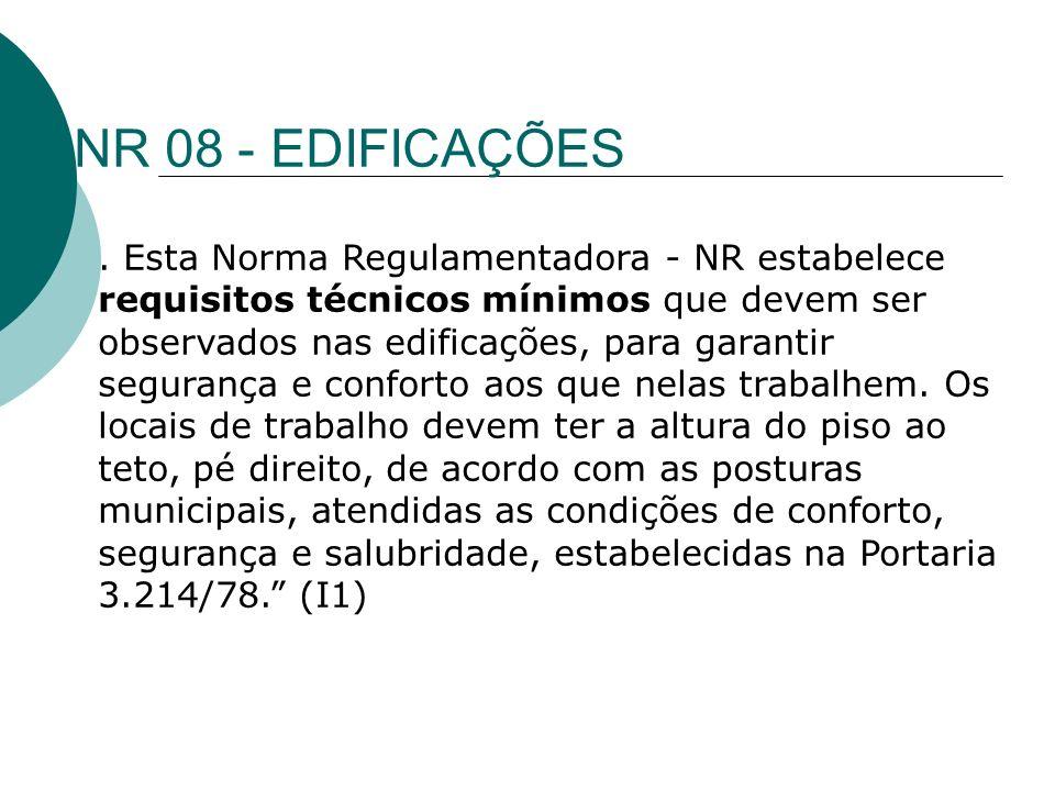 NR-01 – DISPOSIÇÕES GERAIS As Normas Regulamentadoras - NR ... af0c3a7394
