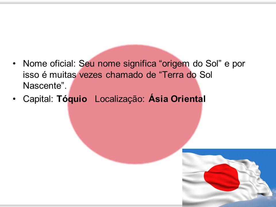 """ce1001719c04d JAPÃO. Nome oficial  Seu nome significa """"origem do Sol"""" e por isso é ..."""