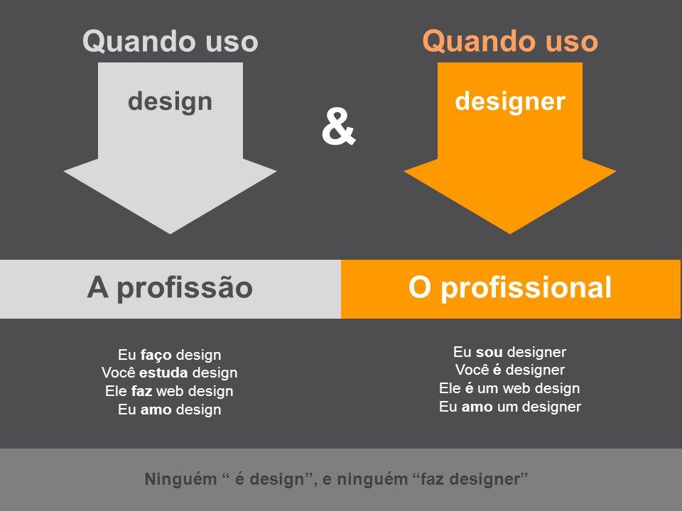 Quando Uso Design Designer O Profissionala Profissao Ninguem E Design E Ninguem Faz Designer Eu Faco Design Voce Estuda Design Ele Faz Web Design Ppt Carregar