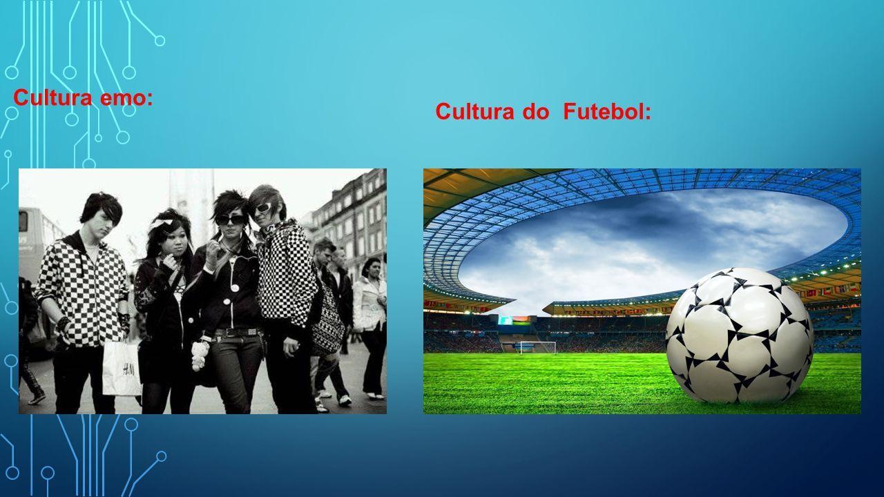 ab88823d85 Cultura emo  Cultura do Futebol . Definição de Emo  Emo é um gênero ...
