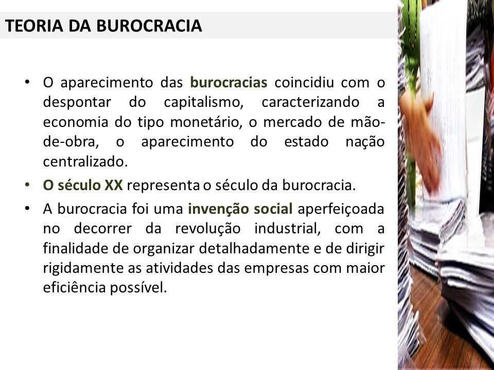 41d64250ab5fc Curso de Administração Disciplina  TGA TEORIA DA BUROCRACIA DA ADMINISTRAÇÃO  Patricia Sluce. 2 TEORIA ...