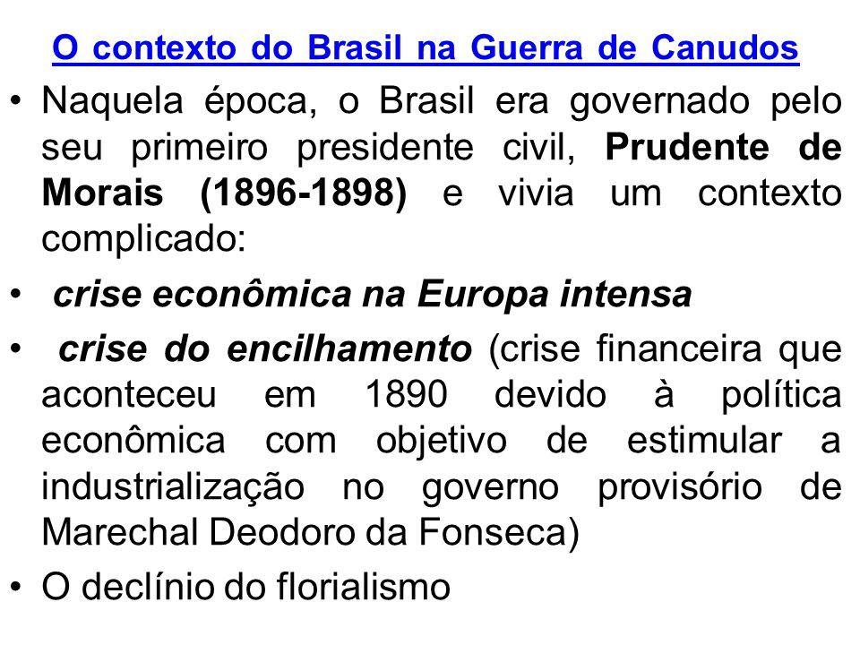 040dcc4156 Guerra de Canudos faz 120 anos. O contexto do Brasil na Guerra de ...